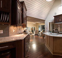 Charleston Web Design and Photography Company - Cabinetry Interior Photography