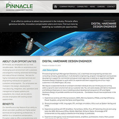 Web Design and Development of Discover Seabrook