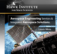 Hawk Institute for the Space Sciences Web Design by The Design Group