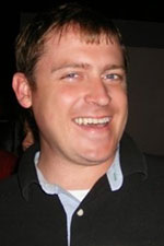 Chris Scott, the Design Group's Lead Programmer