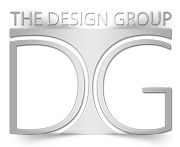 web design charleston and graphic design charleston company in Charleston, SC - The Design Group Logo