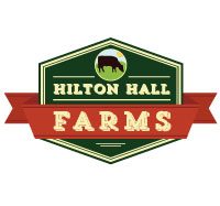 Hilton Hall Farms Logo Design